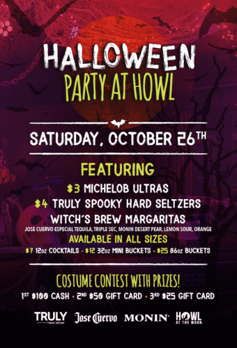 Houston Halloween party